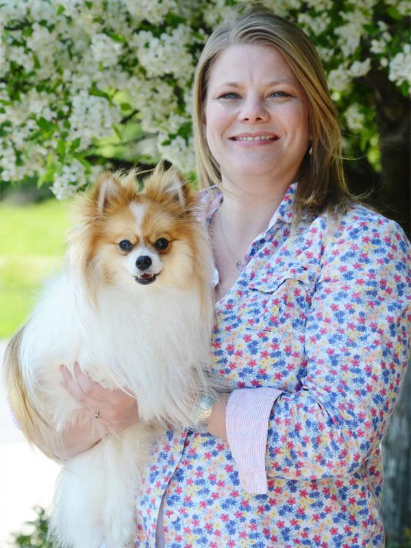 Karen Brandenburg & Indy