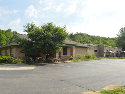 Clermont Animal CARE Exterior Front #1