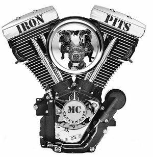 Iron Pits Cincinnati Logo